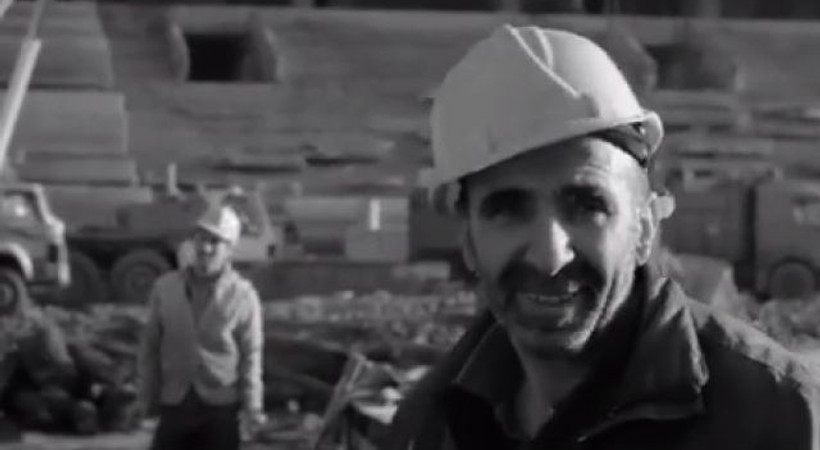Vodafone Arena çalışanlarından Beşiktaş'a videolu mesaj!