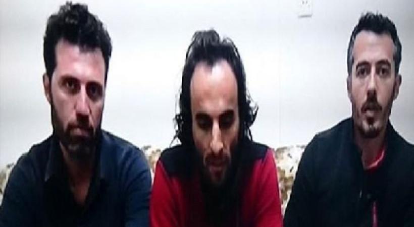 Kaçırılan 3 Anadolu Ajansı muhabiri serbest bırakıldı!