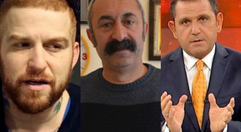 Fatih Portakal ve Gökhan Özoğuz'dan 'Komünist Başkan'a tepki!