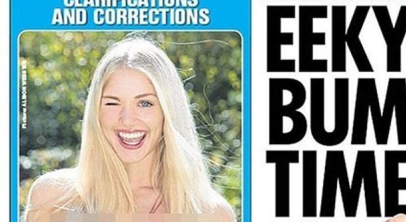The Sun o karardan vazgeçti, üçüncü sayfa geleneği geri döndü!