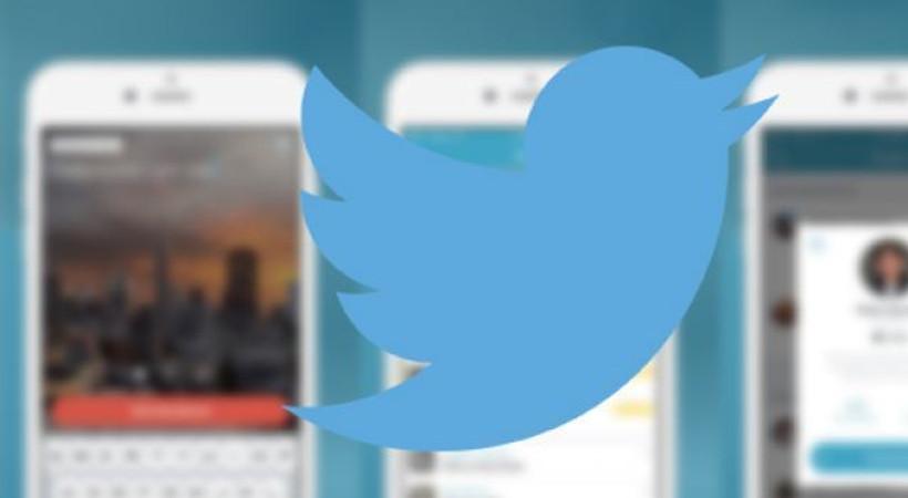 Twitter'dan bir yenilik daha!