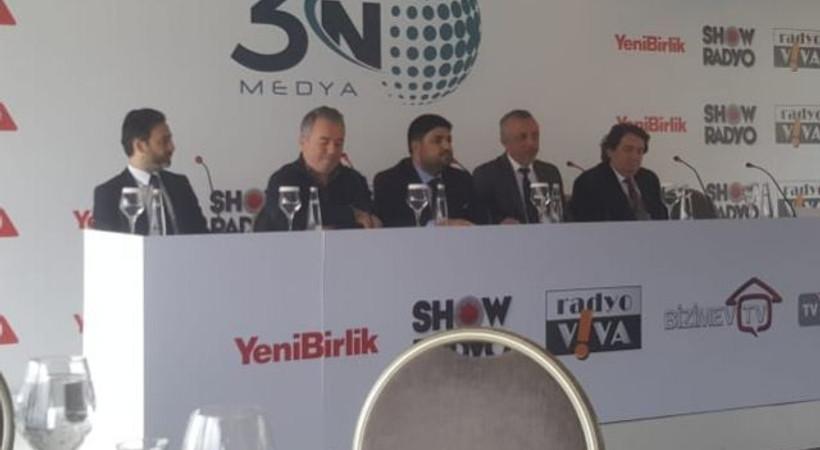 Medyada yeni heyecan! 3N Medya'nın üst düzey yöneticileri çalışanlarla buluştu, yenilikleri açıkladı!