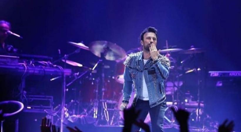 Tarkan Moskova'da konser verdi!