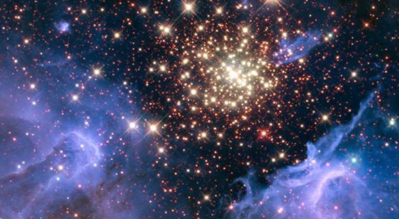 NASA evrenin sesini yayınladı, dinleyenler ürktü!
