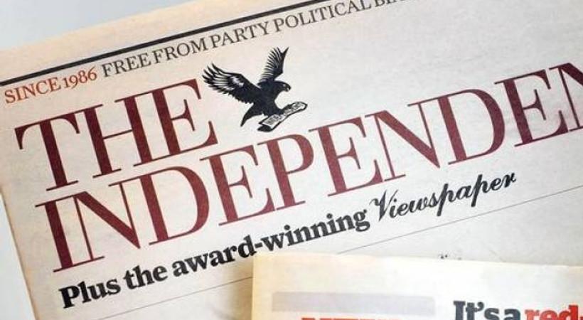 İngiliz Independent gazetesi Türkçe yayına başladı!