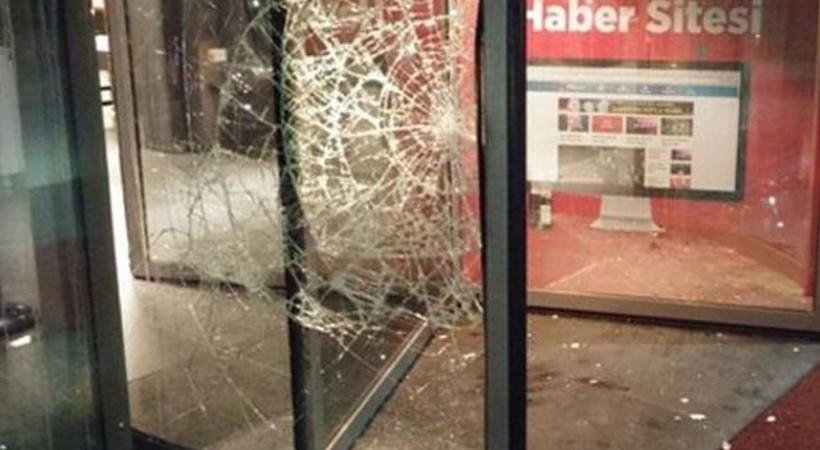 Hürriyet'e saldırıya bir kınama da TÜSİAD'dan