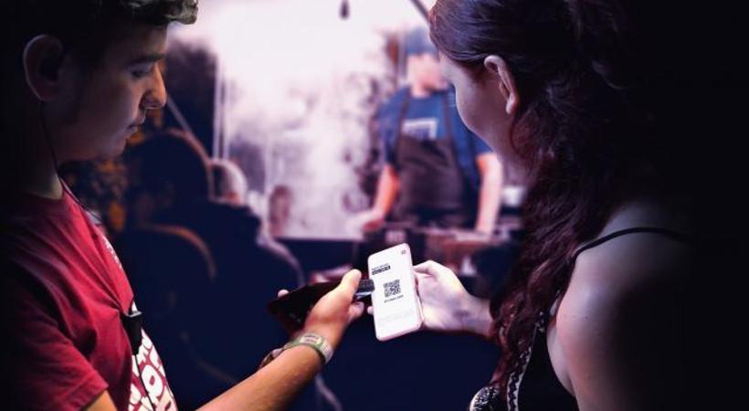 'Akıllı telefonlar festival cüzdanı oldu'