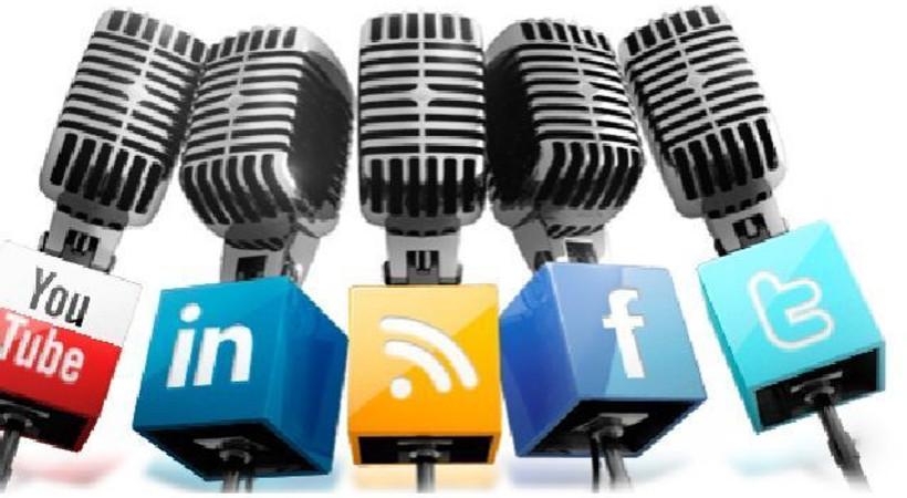 Sosyal medya haber programlarına kilitlendi!