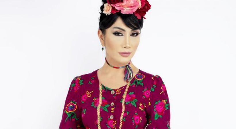 Rojin ilk türkü albümünü çıkardı