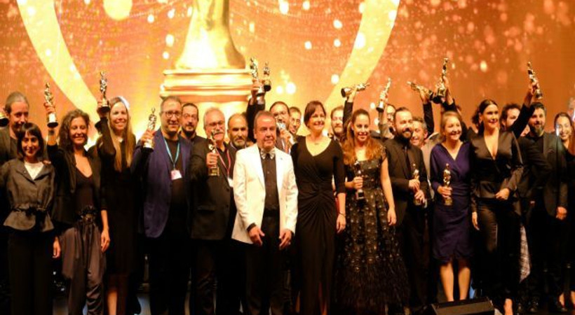 Altın Portakal Ödülleri sahiplerini buldu!