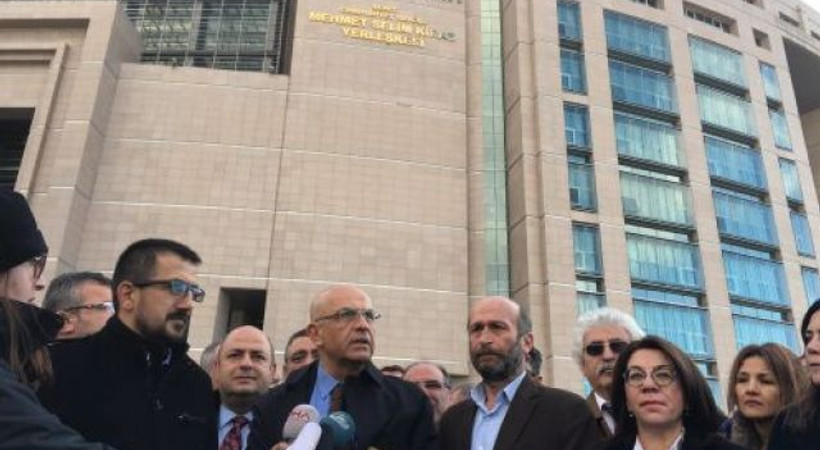 Erdem Gül: Bu bir gazetecilik davasıdır