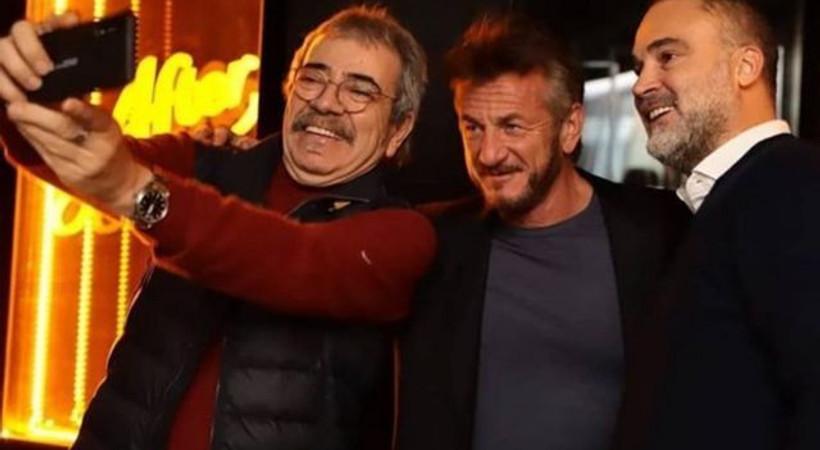 Sean Penn ile Selçuk Yöntem buluştu!