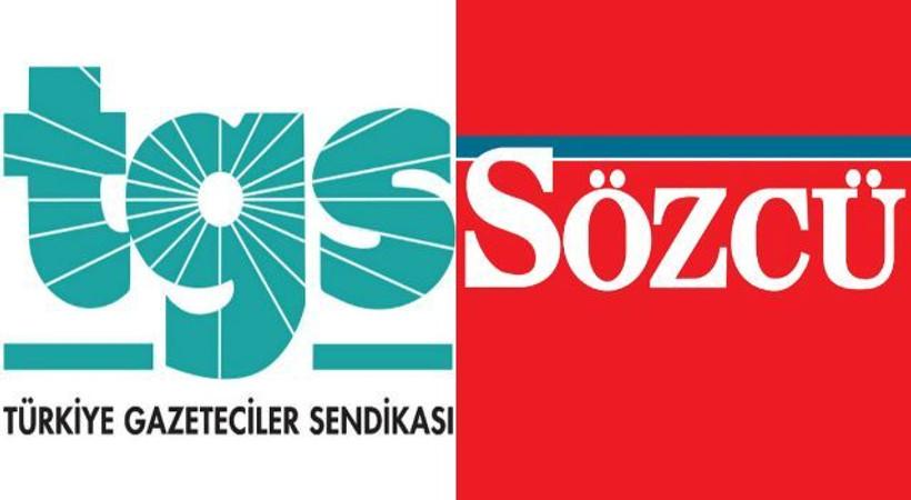 TGS'den Sözcü açıklaması: 'Ülkeye demokrasi kendine otokrasi'