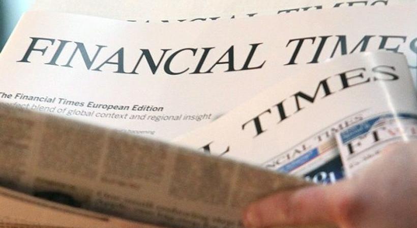 Financial Times yüksek faize dikkat çekti!
