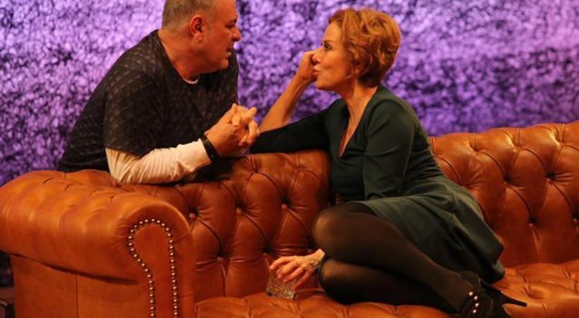 Zuhal Olcay ve Burak Sergen'in son oyununu Hollandalı yazarı da izleyecek