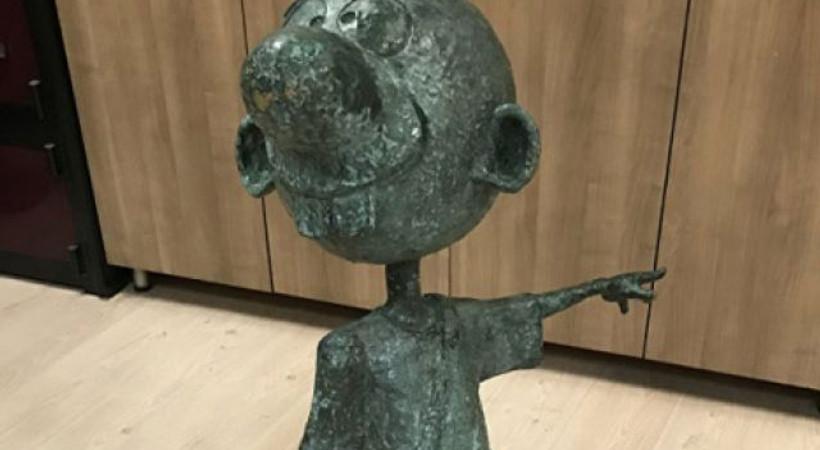 Avanak Avni heykelini çalan adam: Hiç arkadaşım yoktu, aldım eve götürdüm
