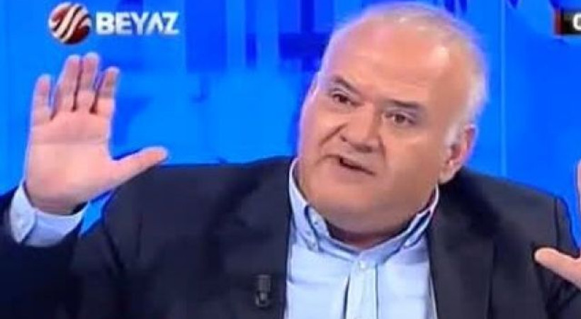 Ahmet Çakar'dan canlı yayında 'prezervatif' isyanı!