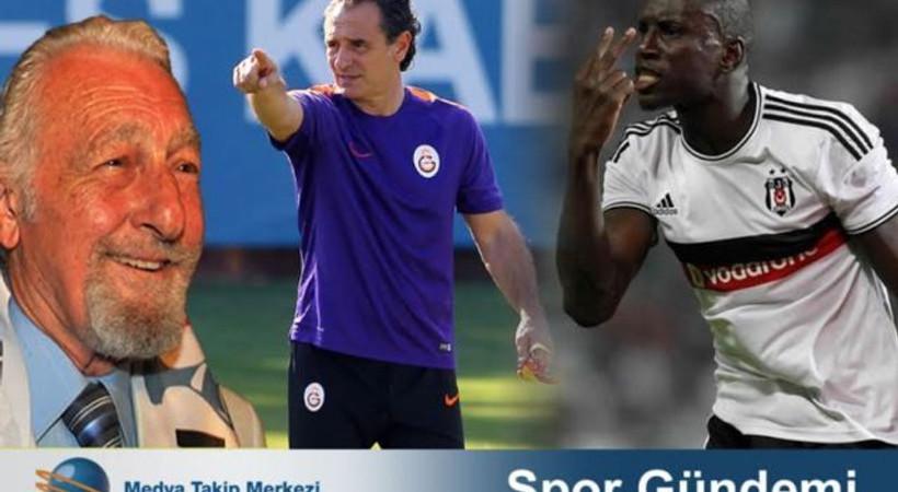Spor basını Ağustos'ta en çok Galatasaray ve Süleyman Seba'yı konuştu!