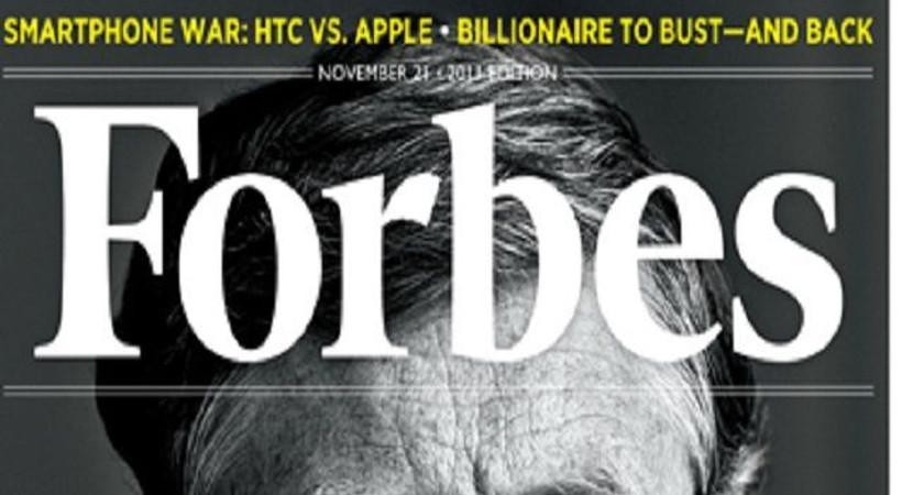 'Milli uçak' projesinin ortağı Forbes listesinde