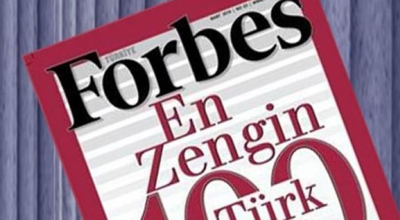 Forbes açıkladı... İşte, Türkiye'nin en çok kazanan 100 ismi!