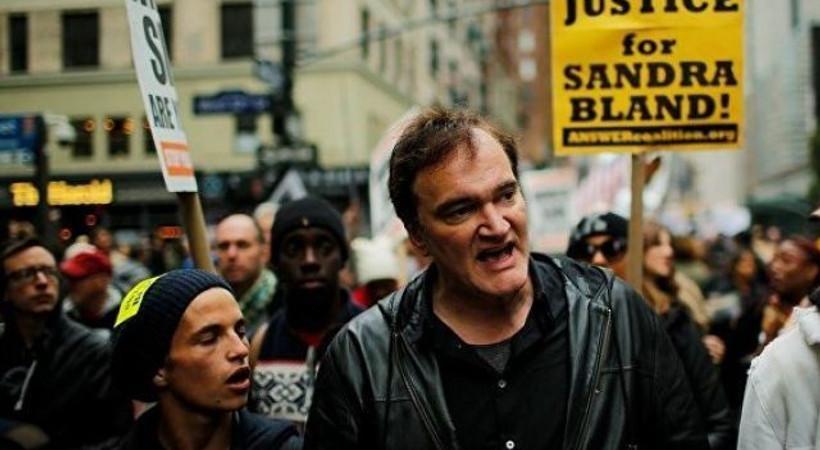 Usta yönetmen Tarantino'ya polislerden tehdit