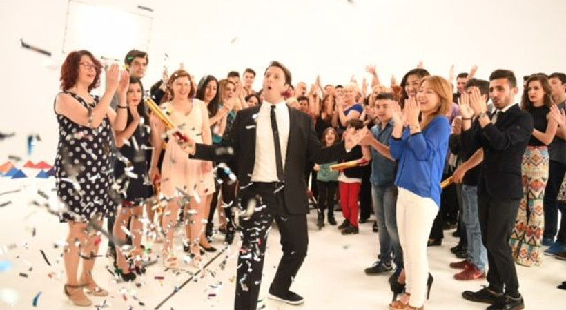 'Var Mısın Yok Musun' yarışmasının tanıtım filmi çekildi!