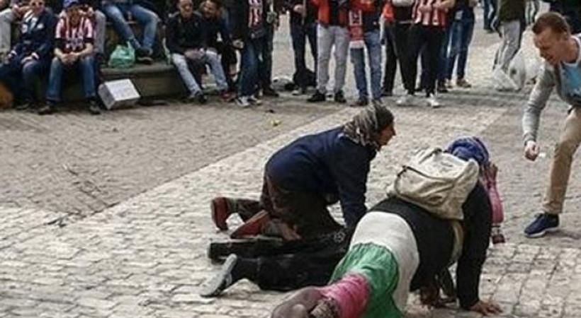 İşte, sosyal medyada büyük tepki toplayan PSV taraftarlarına verilen ceza!
