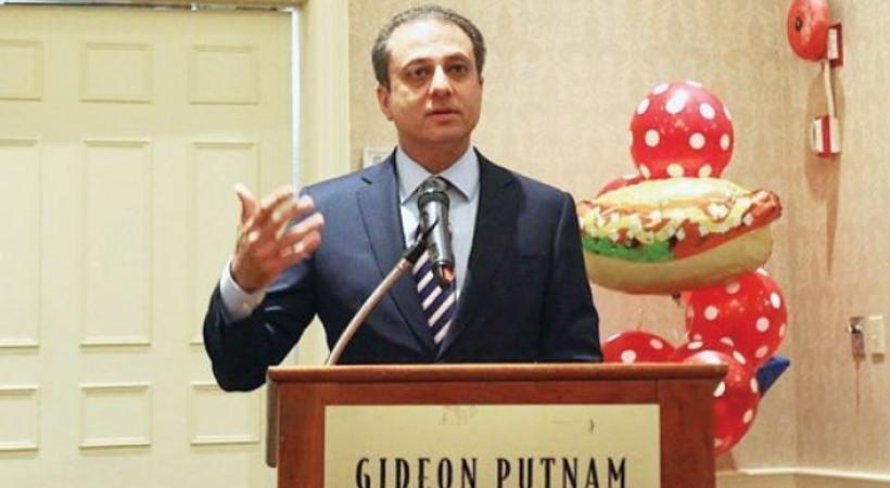 Türkiye'nin gündemindeki Başsavcı Bharara, Reza Zarrab'ın tutuklanmasının ardından ilk kez konuştu