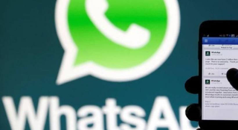 WhatsApp'a 3 milyon euro'luk 'dayatma' cezası