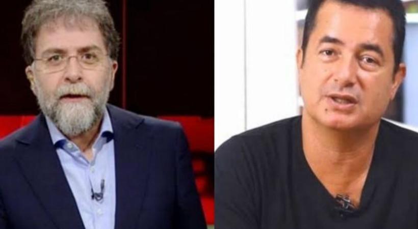 'Acun'la arasını düzelten Ahmet Hakan, iki ayrı tavla partisinde fena bir dayak yemiş'