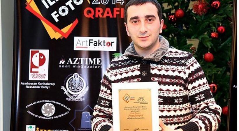 AA'ya Azerbaycan'dan ödül!