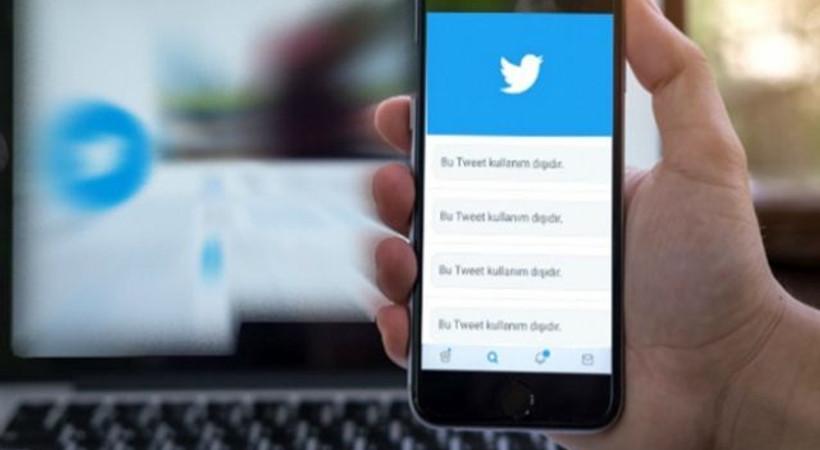 'Bu tweet kullanım dışıdır' ne anlama geliyor?