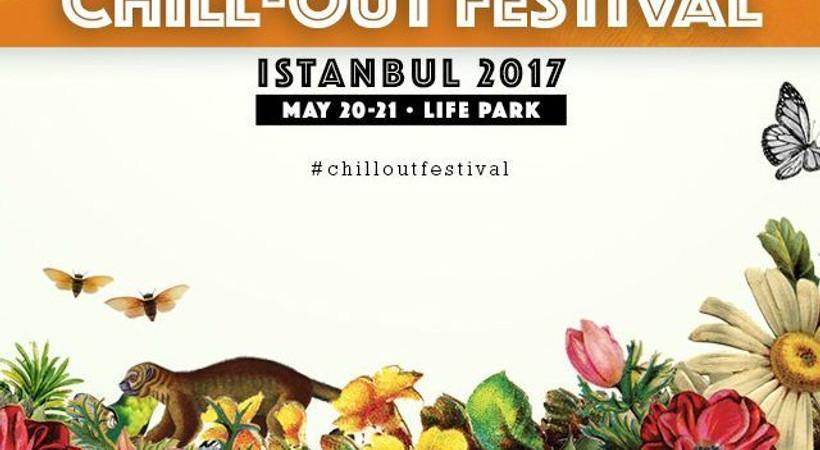 Chill Out Festival 2017'nin programı belli oldu