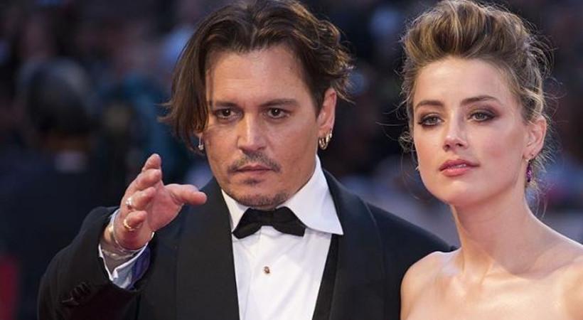 Johnny Depp Amber Heard çifti boşanıyor