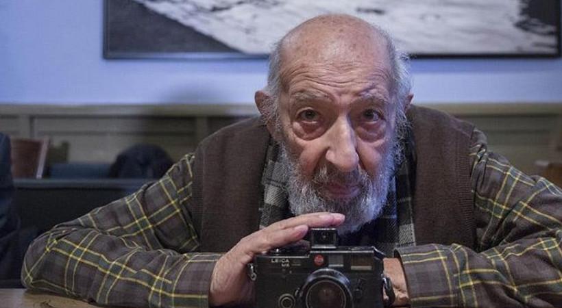 Ara Güler: 'Ben de gazeteciyim, fotoğrafçı değilim'
