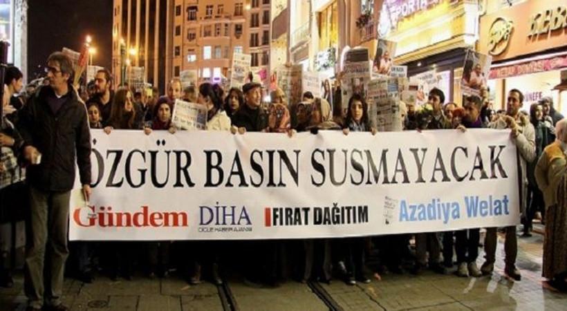 46 gazeteci, hakim karşısına çıkıyor