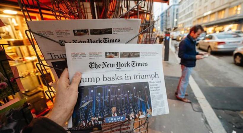 CHP'den NY Times'a açıklama!