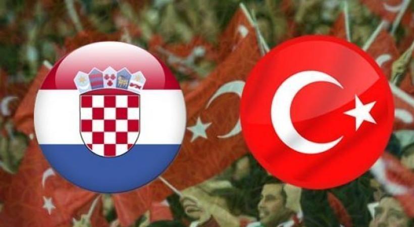 A Milli Takım Hırvatistan deplasmanından 1 puanla döndü