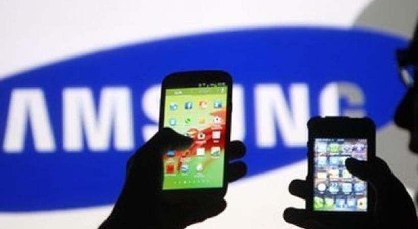 Samsung, Apple'ı geçti!