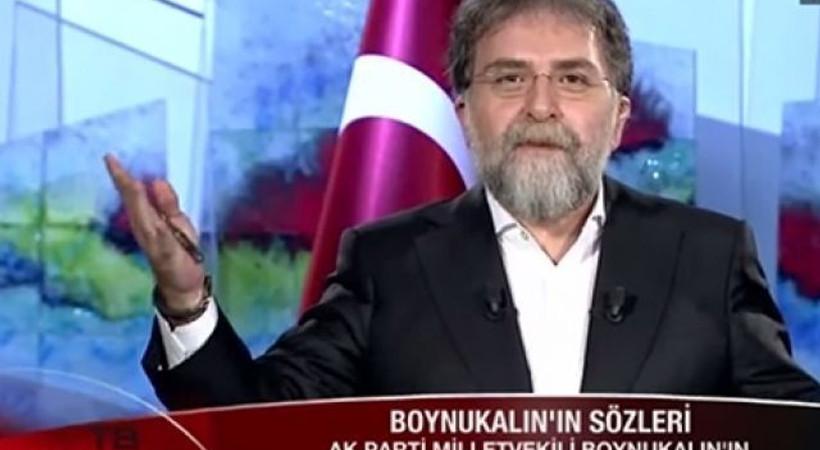 Yeni Akit Ahmet Hakan'a saldırıyı 'Hergele' diye verdi!