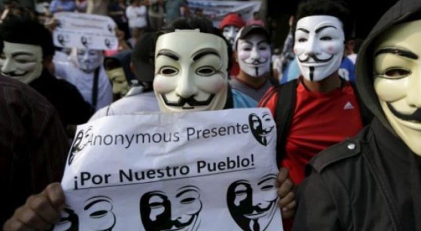 Anonymous destekliyor! Yeni bir sosyal medya sitesi kuruldu!