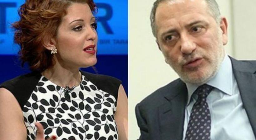 Fatih Altaylı, medyadaki tacizi yazan Nagehan Alçı'ya tarikat yurtlarını hatırlattı!