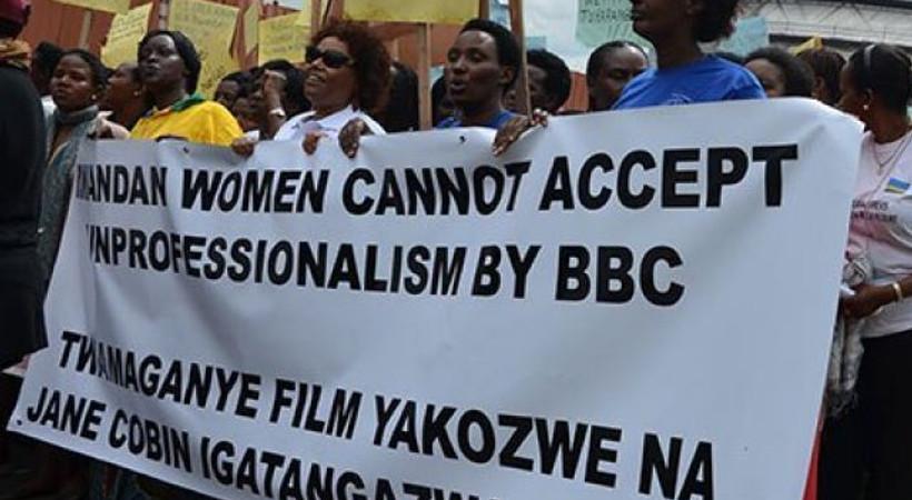 'BBC bizi katil gibi gösteriyor'