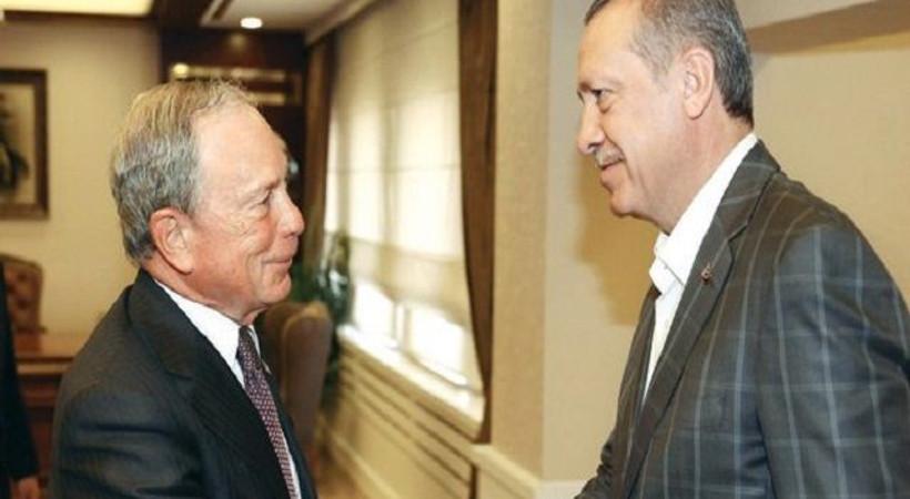 O buluşma gerçekleşti! Erdoğan ile dünyaca ünlü medya patronu, Trabzon'da buluştu!