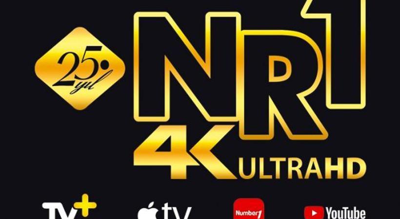 Number1'dan 4K yayın!