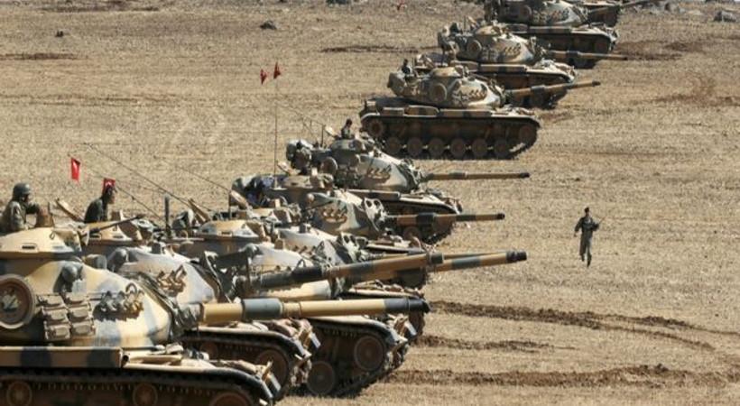 Barış Pınarı Harekatı resmen başladı!