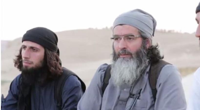 IŞİD Türkçe cihat cağrısı yaptı...  İşte o anlar