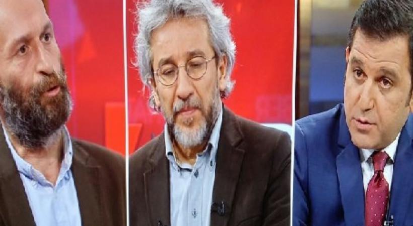 Can Dündar ve Erdem Gül FOX TV'ye konuk oldu