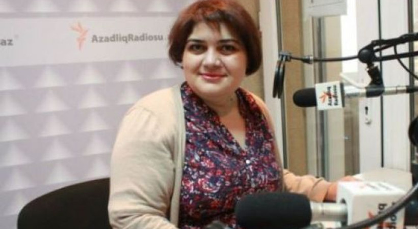 Azerbeycan'ın ünlü gazetecisi Khadija Ismayilova artık özgür