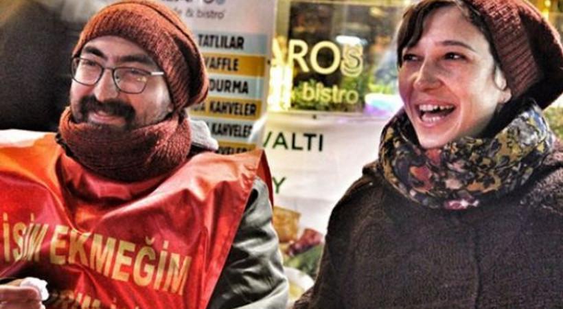 Nuriye Gülmen ve Semih Özakça'nın evine polis baskını!